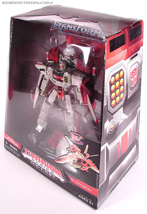 Transformers Titanium Series Jetfire (Image #11 of 67)