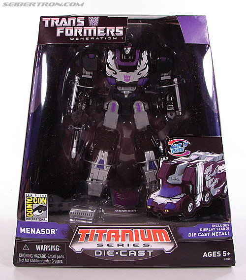 Transformers Titanium Series Menasor (Image #1 of 118)
