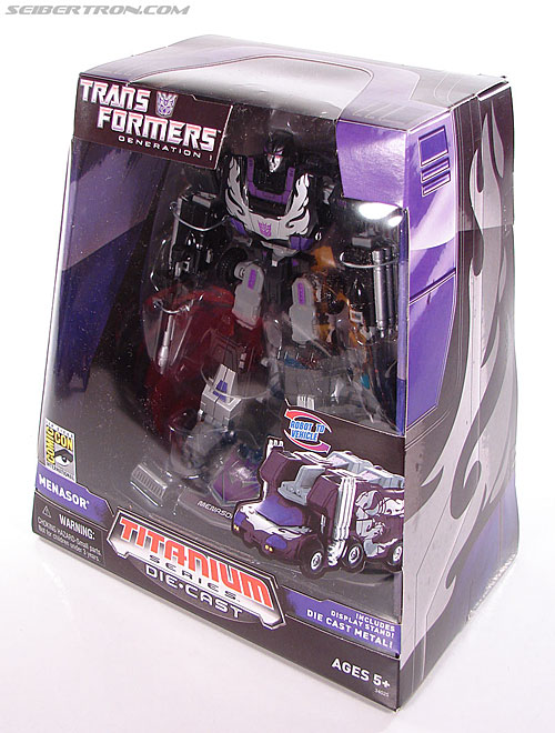 Transformers Titanium Series Menasor (Image #10 of 118)