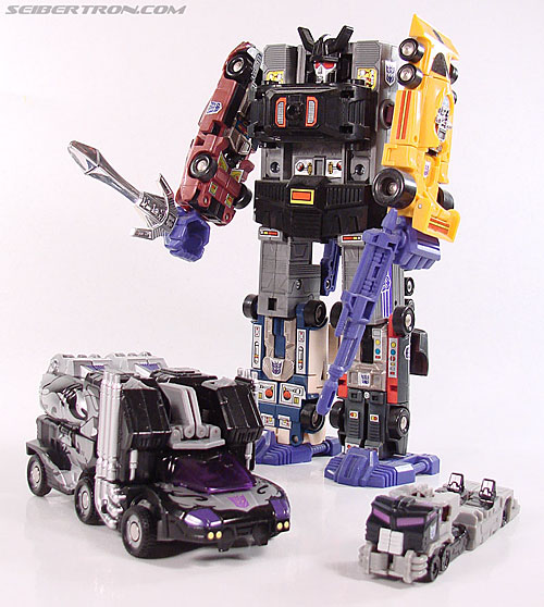 Transformers Titanium Series Menasor (Image #43 of 118)
