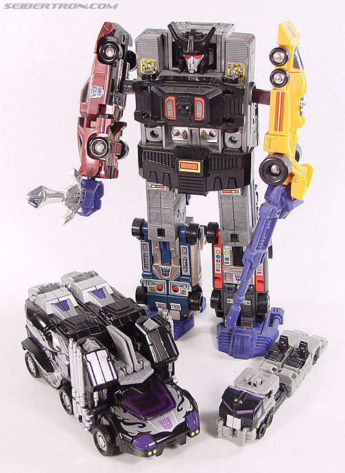 Transformers Titanium Series Menasor (Image #45 of 118)