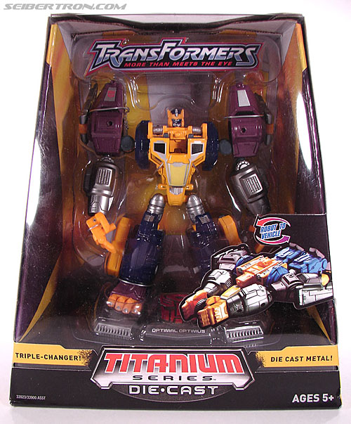 Transformers Titanium Series Optimal Optimus (Image #1 of 71)