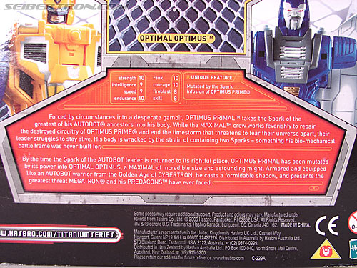Transformers Titanium Series Optimal Optimus (Image #8 of 71)