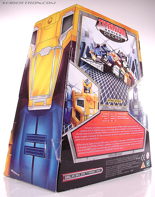 Transformers Titanium Series Optimal Optimus (Image #9 of 71)