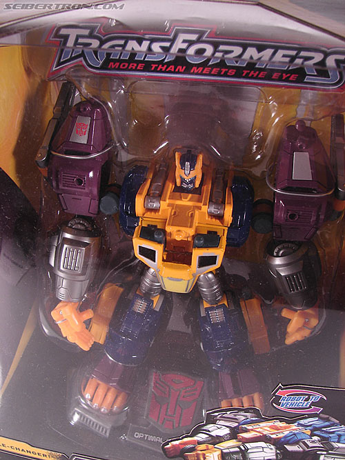 Transformers Titanium Series Optimal Optimus (Image #12 of 71)