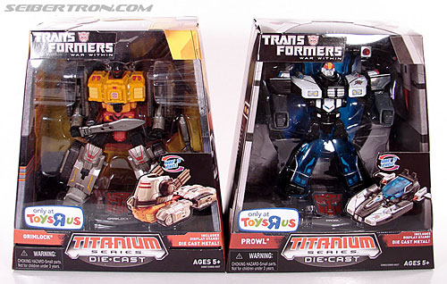 Transformers Titanium Series Prowl (War Within) (Image #18 of 88)