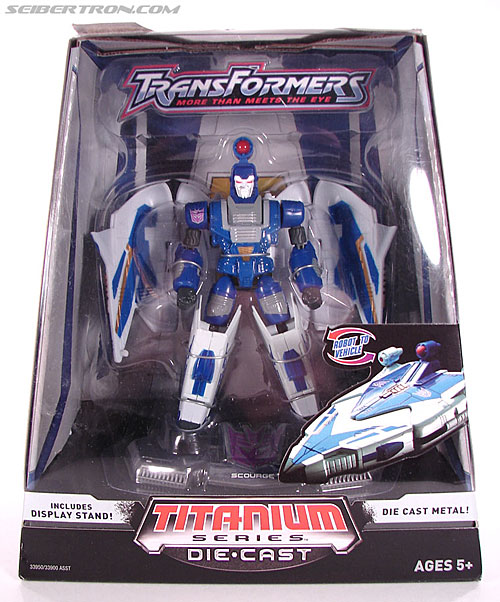 Transformers Titanium Series Scourge (Image #1 of 76)