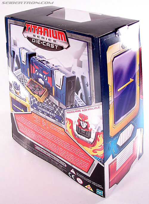 Transformers Titanium Series Soundwave (Image #5 of 99)