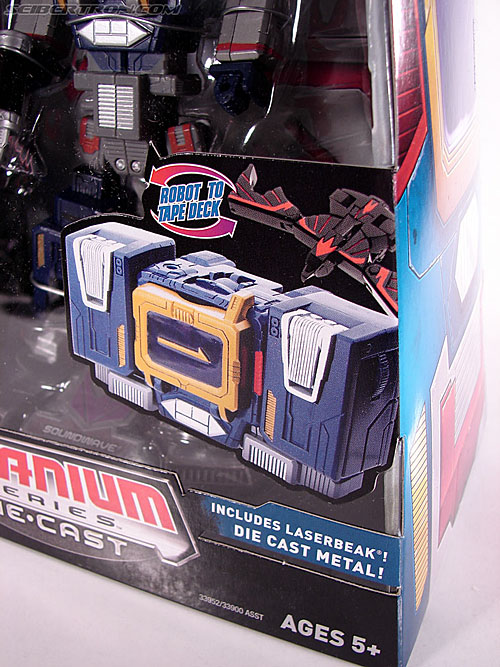 Transformers Titanium Series Soundwave (Image #12 of 99)