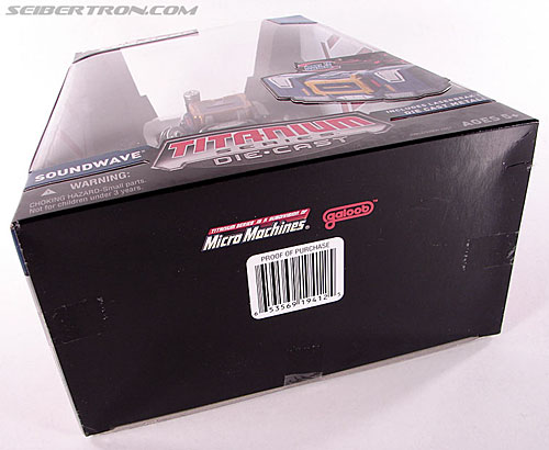 Transformers Titanium Series Soundwave (Image #13 of 99)
