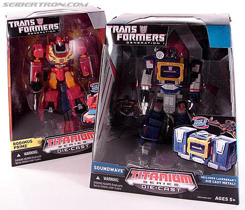 Transformers Titanium Series Soundwave (Image #15 of 99)
