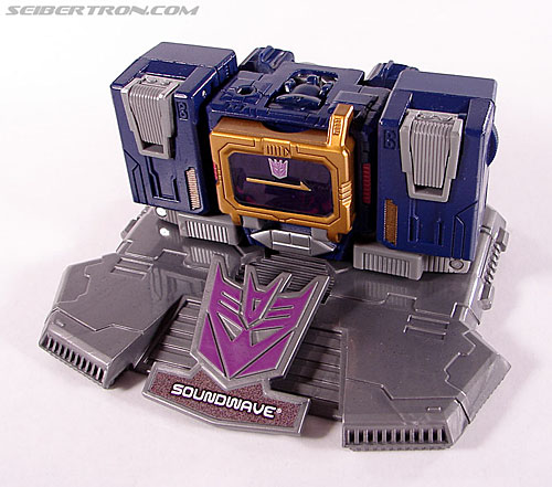 Transformers Titanium Series Soundwave (Image #19 of 99)
