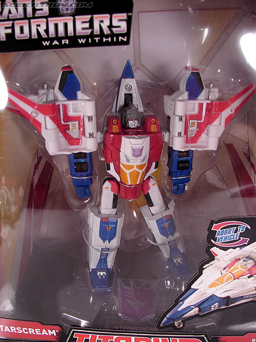 Transformers Titanium Series Starscream (War Within) (Image #3 of 110)