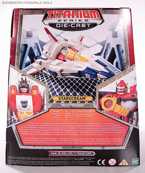 Transformers Titanium Series Starscream (War Within) (Image #8 of 110)
