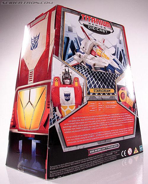 Transformers Titanium Series Starscream (War Within) (Image #12 of 110)