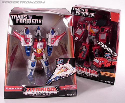 Transformers Titanium Series Starscream (War Within) (Image #17 of 110)