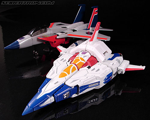 Transformers Titanium Series Starscream (War Within) (Image #38 of 110)