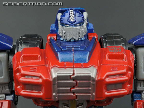 Titanium Series Optimus Prime (War Within - Movie Deco) gallery