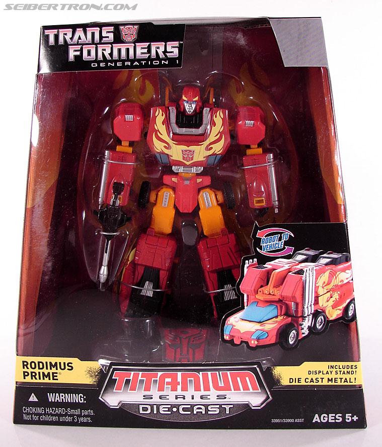 Transformers Titanium Series Rodimus Prime (Image #1 of 83)