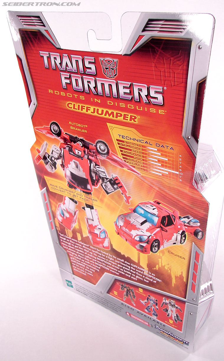 Transformers Classics Cliffjumper (Image #8 of 108)