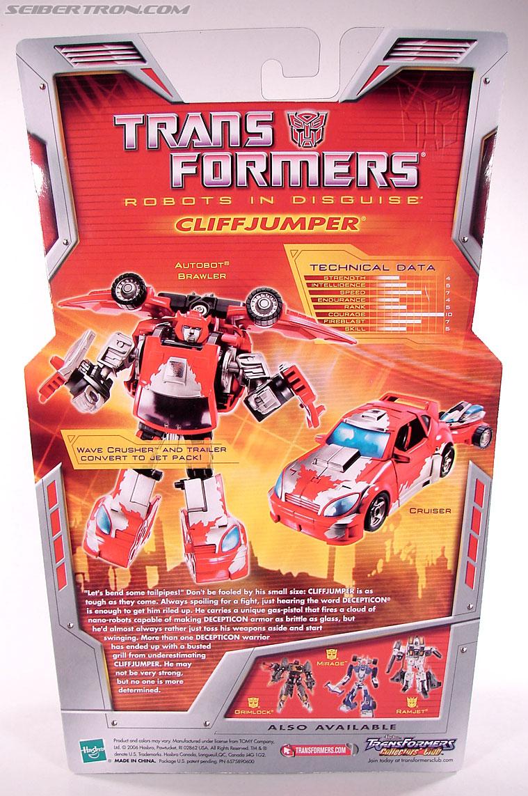 Transformers Classics Cliffjumper (Image #9 of 108)
