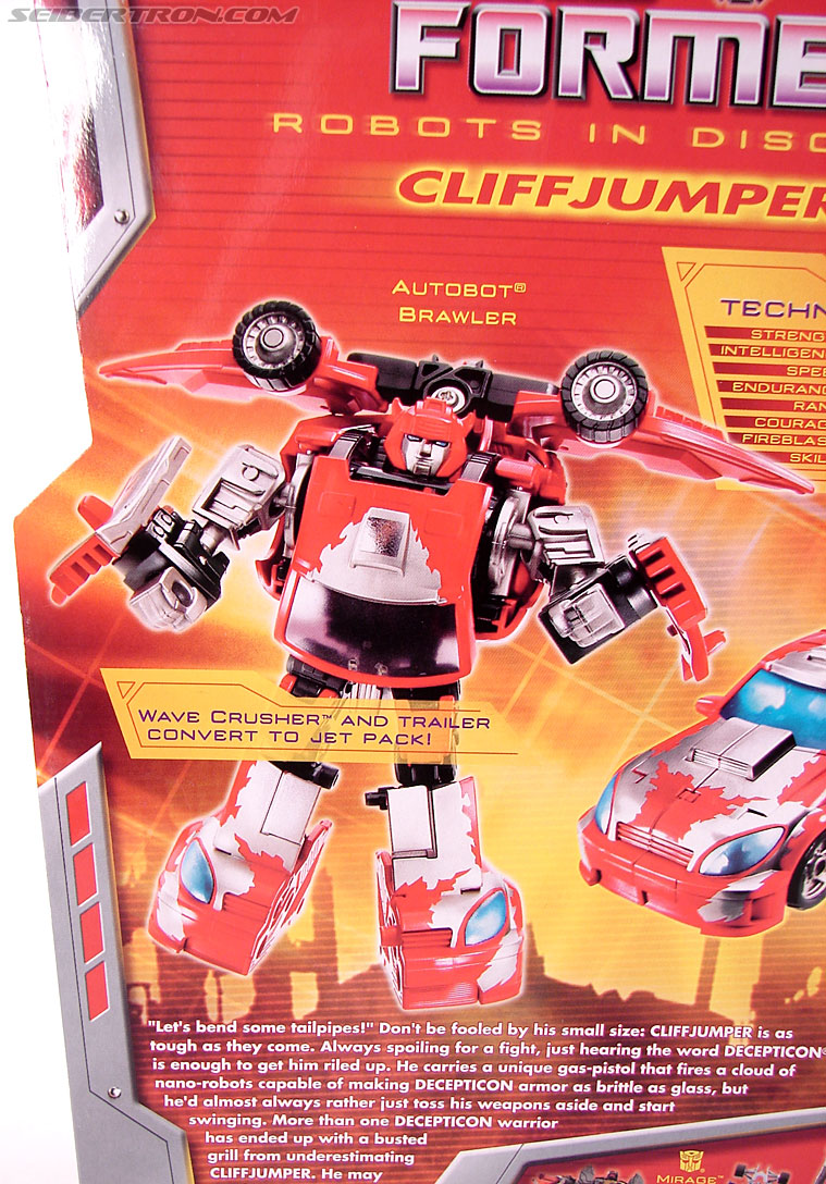 Transformers Classics Cliffjumper (Image #10 of 108)