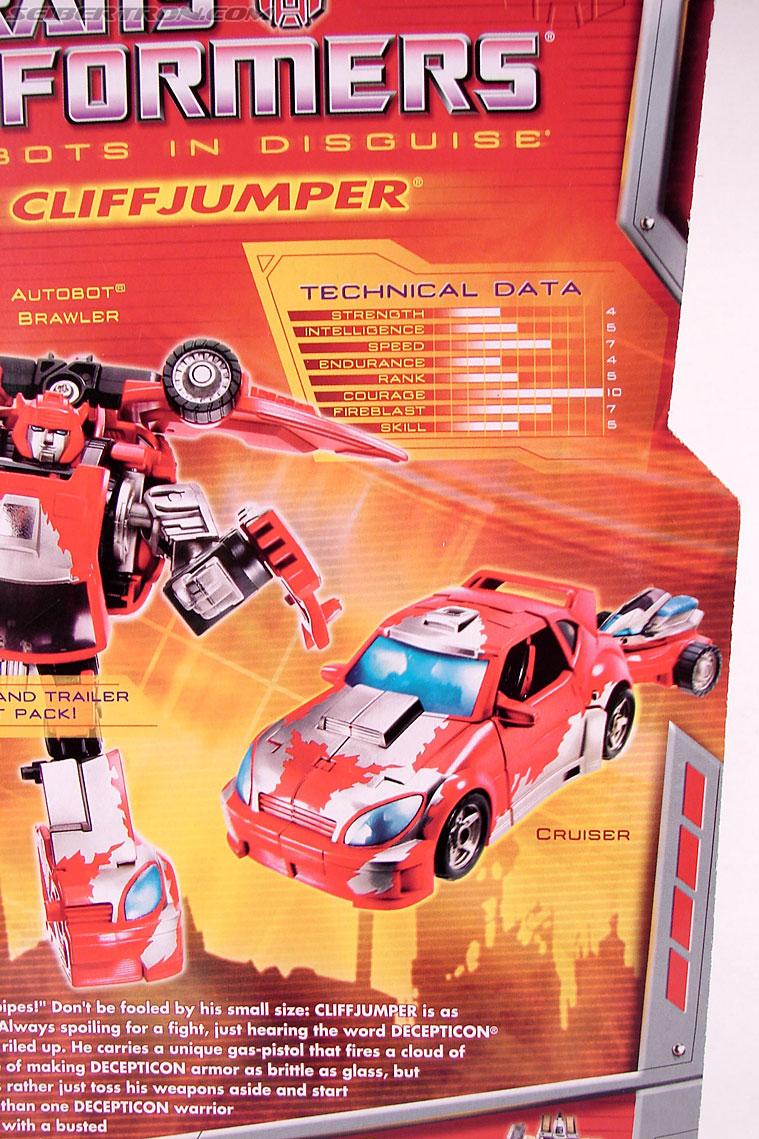 Transformers Classics Cliffjumper (Image #11 of 108)