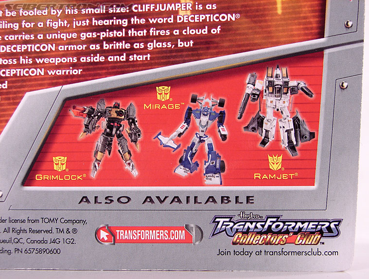 Transformers Classics Cliffjumper (Image #14 of 108)
