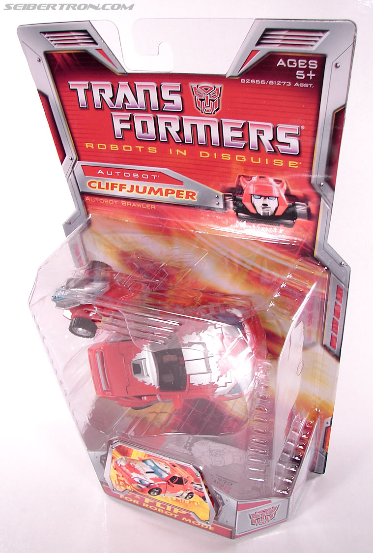Transformers Classics Cliffjumper (Image #16 of 108)