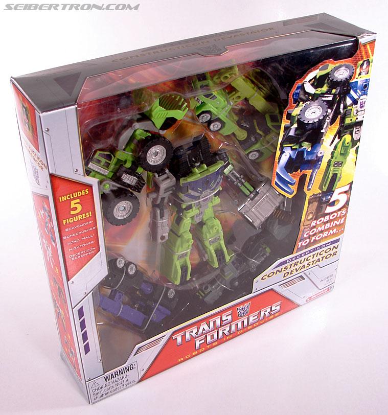Transformers Classics Devastator (Image #7 of 88)
