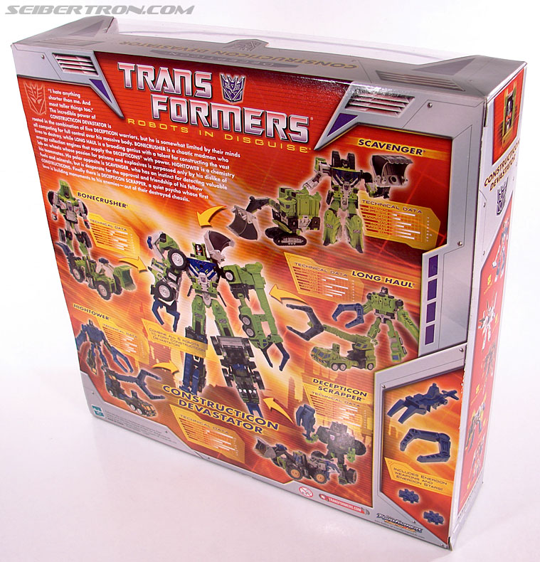 Transformers Classics Devastator (Image #10 of 88)