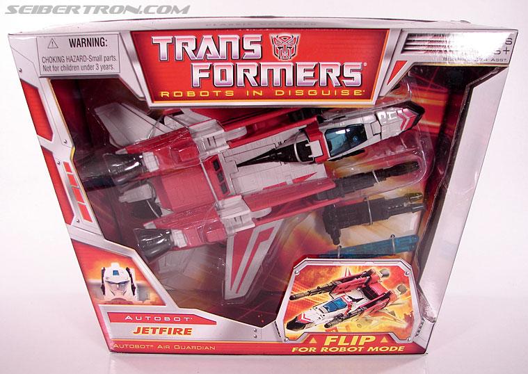 Transformers Classics Jetfire (Skyfire) (Image #1 of 163)
