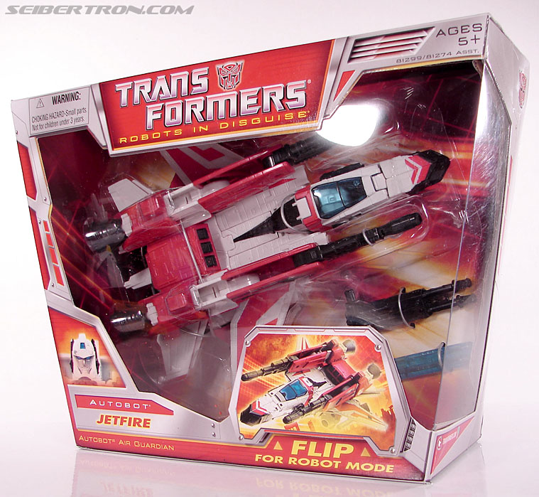 Transformers Classics Jetfire (Skyfire) (Image #14 of 163)