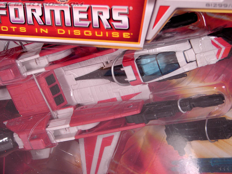 Transformers Classics Jetfire (Skyfire) (Image #16 of 163)