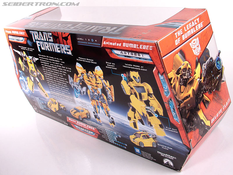 Transformers Classics Bumblebee (Bumble) (Image #11 of 126)