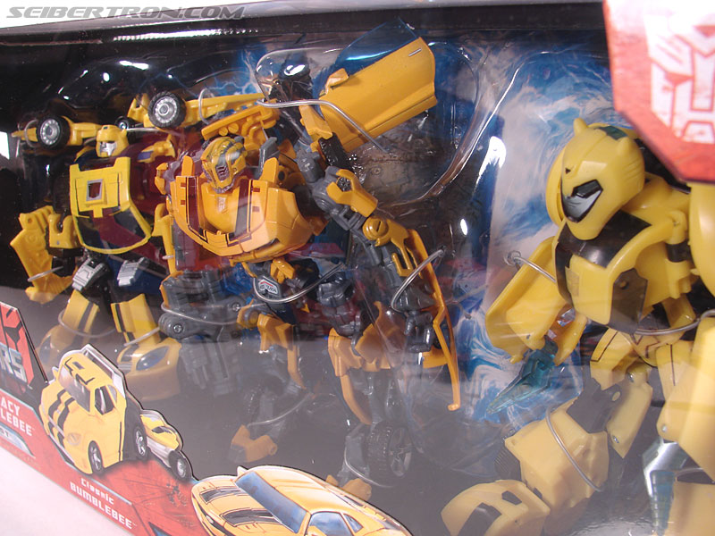 Transformers Classics Bumblebee (Bumble) (Image #23 of 126)
