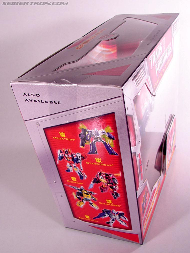 Transformers Classics Optimus Prime (Convoy) (Image #7 of 98)