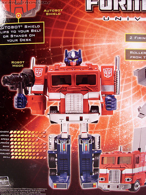 Transformers Classics Optimus Prime (25th Anniversary) (Image #26 of 267)