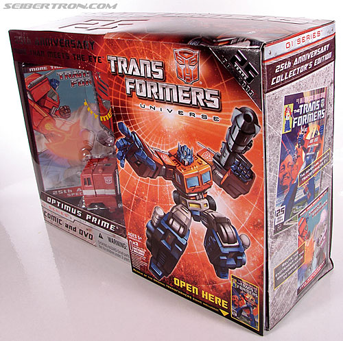 Transformers Classics Optimus Prime (25th Anniversary) (Image #32 of 267)