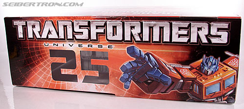 Transformers Classics Optimus Prime (25th Anniversary) (Image #33 of 267)