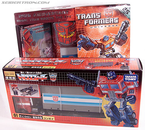 Transformers Classics Optimus Prime (25th Anniversary) (Image #42 of 267)