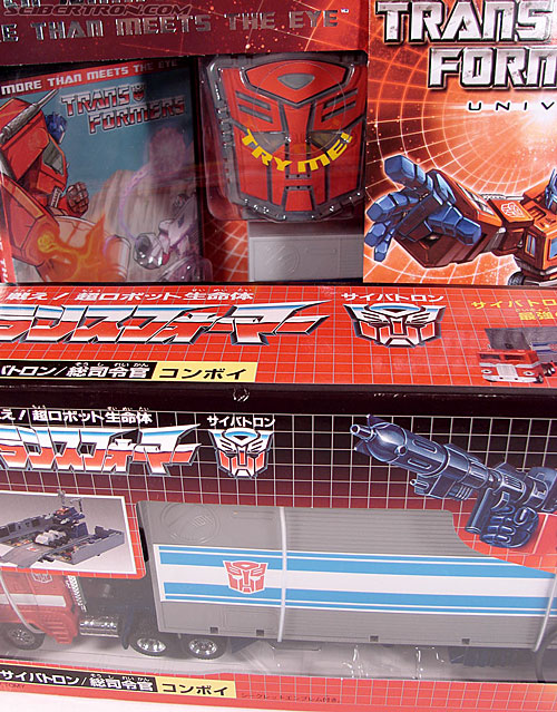 Transformers Classics Optimus Prime (25th Anniversary) (Image #43 of 267)