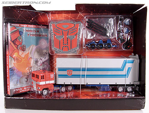 Transformers Classics Optimus Prime (25th Anniversary) (Image #46 of 267)