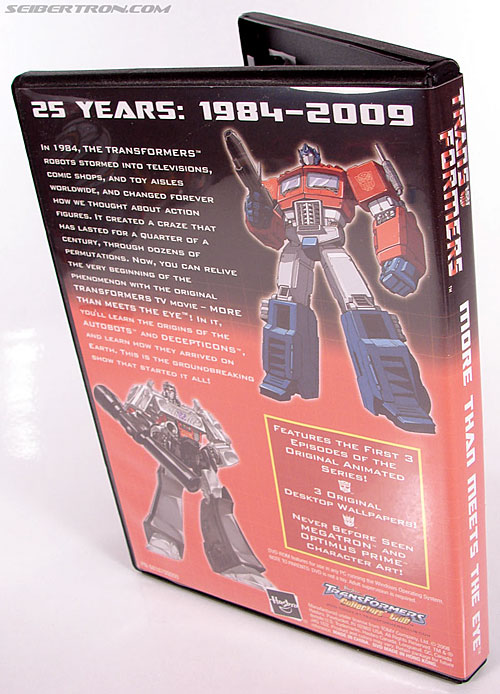 Transformers Classics Optimus Prime (25th Anniversary) (Image #56 of 267)