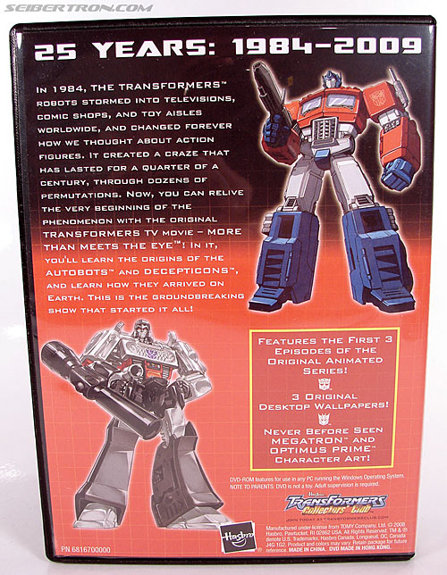 Transformers Classics Optimus Prime (25th Anniversary) (Image #57 of 267)