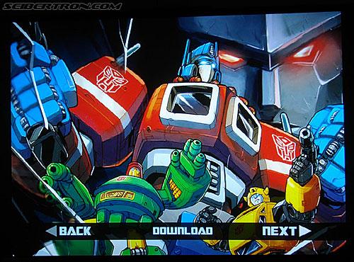 Transformers Classics Optimus Prime (25th Anniversary) (Image #64 of 267)
