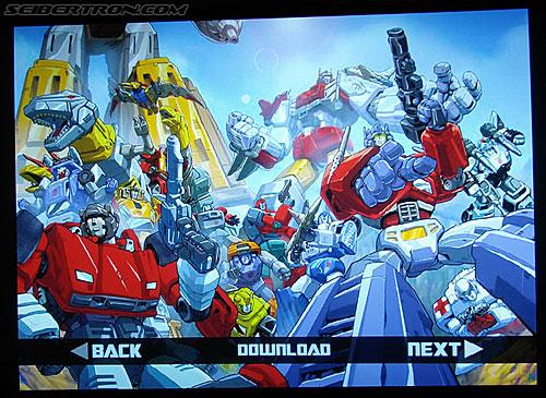 Transformers Classics Optimus Prime (25th Anniversary) (Image #65 of 267)