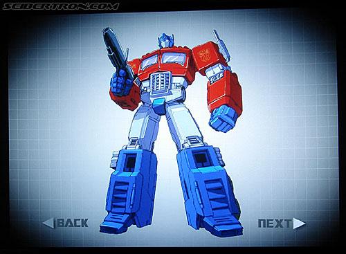 Transformers Classics Optimus Prime (25th Anniversary) (Image #68 of 267)