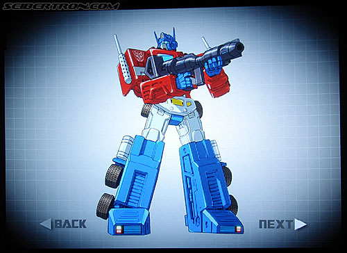 Transformers Classics Optimus Prime (25th Anniversary) (Image #69 of 267)