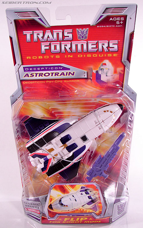 Transformers Classics Astrotrain (Image #1 of 102)
